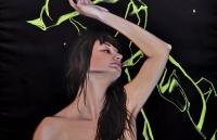 Cynthia Conrad: Neon Darkness