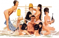 El trabajo de Robert McGinnis