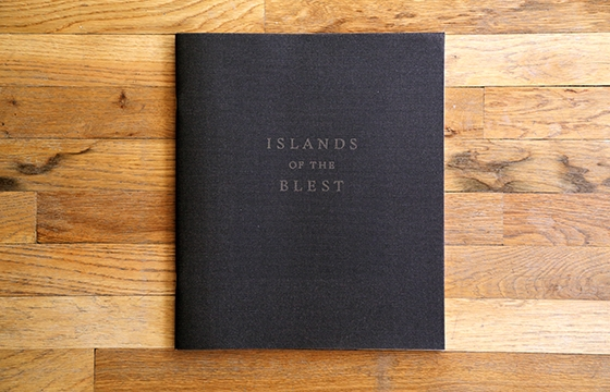 "A look inside ""Islands of the Blest"" published by Silas Finch"