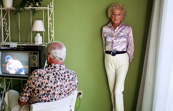 """Larry Sultan: Here and Home"" @ LACMA, Los Ángeles"