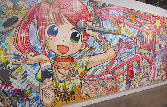 Juxtapoz @ Art Basel Hong Kong: The Main Fair